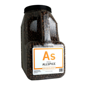 Allspice, Whole SPICES Spiceology PC5 / 64 oz
