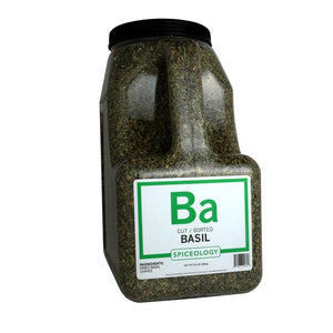 Basil Leaves, C/S HERBS Spiceology PC5 / 24 oz