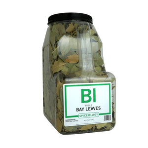 Bay Leaves, Whole HERBS Spiceology PC5 / 16 oz