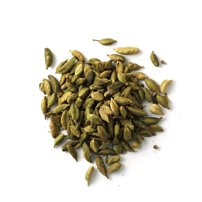 Cardamom Pods | Glass Jar A-Z Spiceology 1.4 OZ