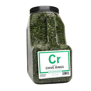 Chive Rings HERBS Spiceology PC5 / 8 oz