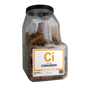 Cinnamon Sticks, Ceylon SPICES Spiceology PC5 / 16 oz