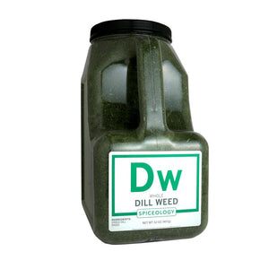 Dill Weed, C/S HERBS Spiceology PC5 / 32 oz