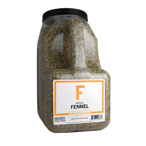Fennel Seed SPICES Spiceology PC5 / 64 oz