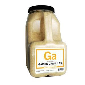 Garlic Granules (Domestic) SPICES Spiceology PC5 / 112 oz