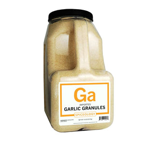 Garlic Granules (Imported) SPICES Spiceology PC5 / 112 oz