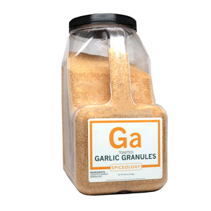 Garlic Granules Toasted SPICES Spiceology PC5 / 80 oz