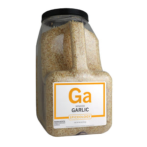 Garlic, Minced SPICES Spiceology PC5 / 96 oz