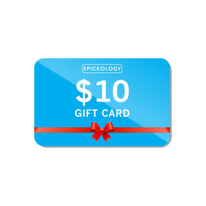 Gift Card Gift Card Spiceology 10.0