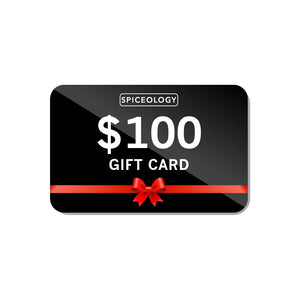 Gift Card Gift Card Spiceology 100.0