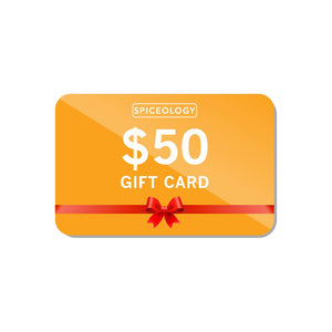 Gift Card Gift Card Spiceology 50.0