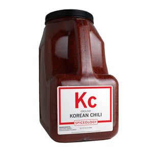 Gochugaru Korean Chili Flake CHILES Spiceology PC5 / 80 oz