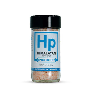 Himalayan Pink Salt | Glass Jar A-Z Spiceology 4.21 OZ