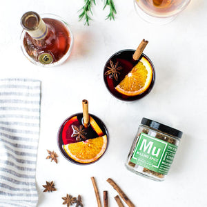 Mulling Spice | Glass Jar GLASS JARS Spiceology