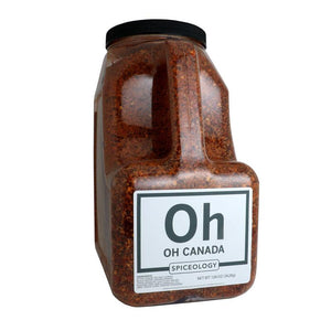 Oh Canada Steak Blend BLENDS Spiceology PC5 / 128 oz