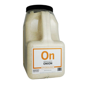 Onion, Granules SPICES Spiceology PC5 / 96 oz