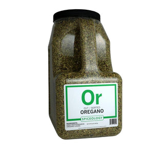 Oregano, Mediterranean HERBS Spiceology PC5 / 24 oz