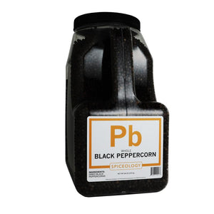 Peppercorns, Black SPICES Spiceology PC5 / 80 oz