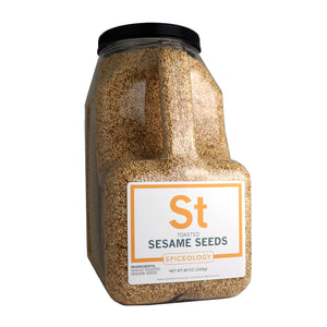 Sesame Seeds, Toasted SPICES Spiceology PC5 / 96 oz