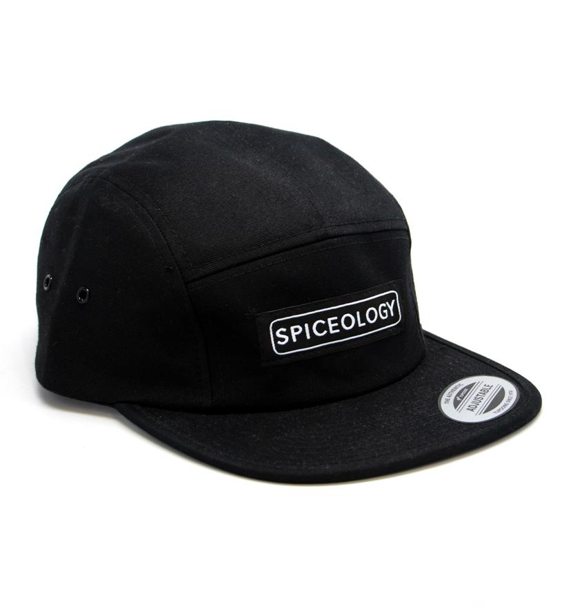 Spiceology 5 Panel Strap Back Hat Rewards Spiceology