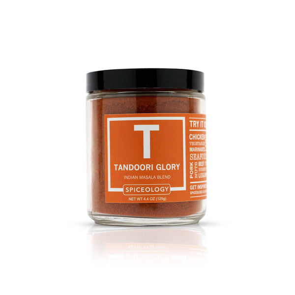 Tandoori Glory™ Indian Masala Blend | Glass Jar GLASS JARS Spiceology