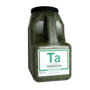 Tarragon Leaves, C/S HERBS Spiceology PC5 / 16 oz