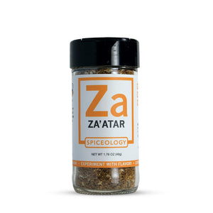 Za'atar | Glass Jar A-Z Spiceology 1.76 OZ