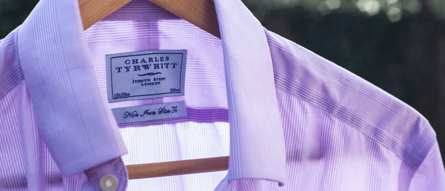 90aa79cc Building an empire from cotton: a Charles Tyrwhitt exclusive ...