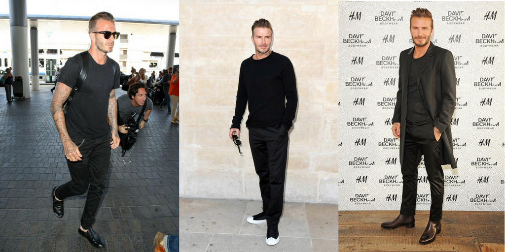 All black beckham