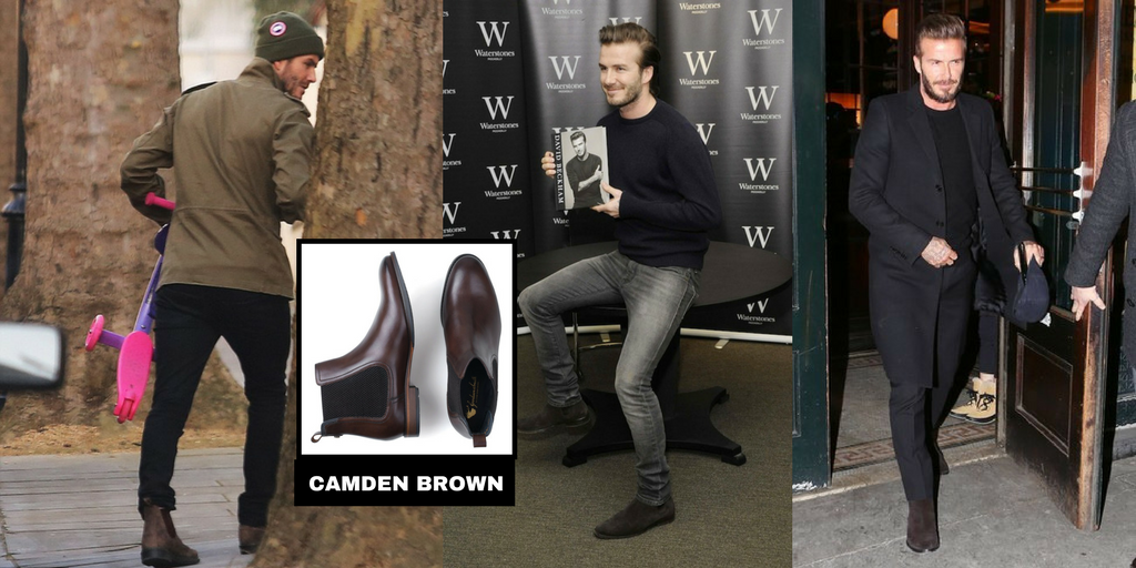 moves you can steal from David Beckham