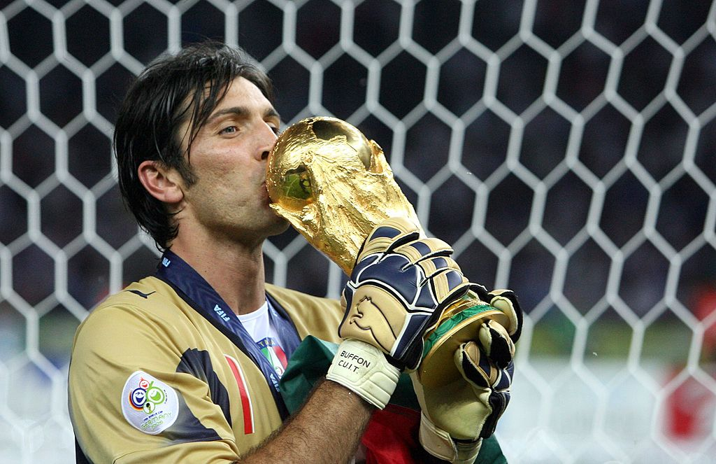 Buffon World Cup 2006