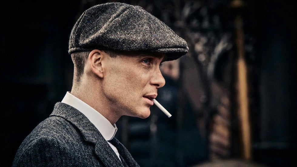 Has Peaky Blinders Made Flat Caps Cool Again Goodwin Smith