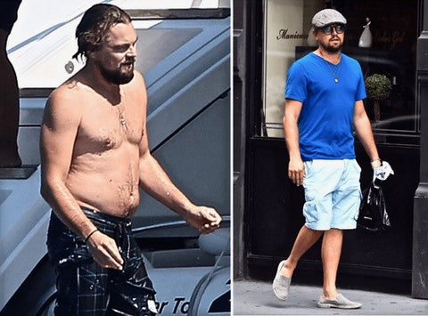 Dress to suit your body type: lessons from Leo DiCaprio to Tom Hardy