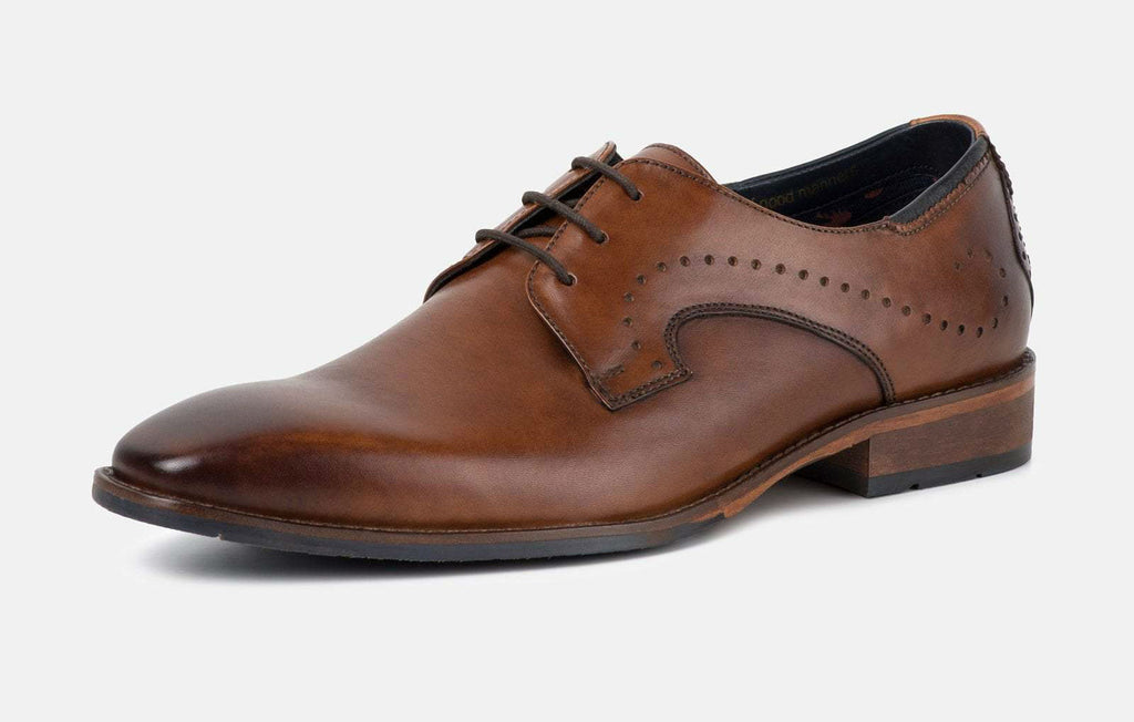 Lindale shoe in brown