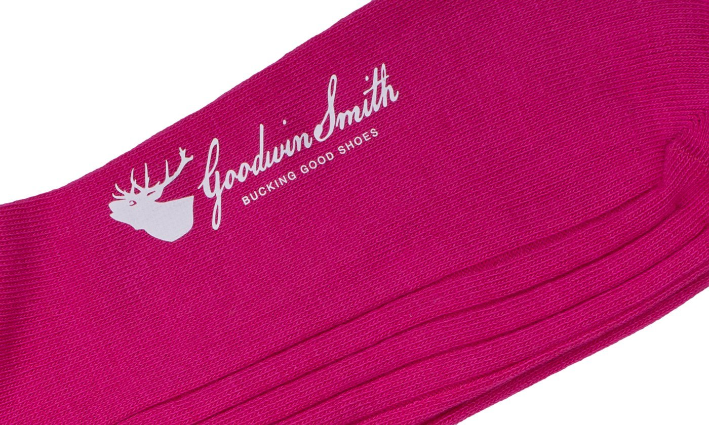 Goodwin Smith Accessories one size / Pink / Cotton Arthur Pink