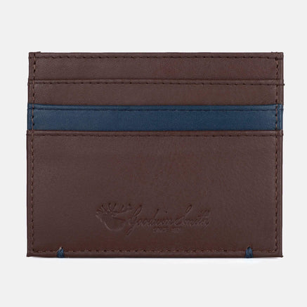 Goodwin Smith Accessories Brown / Leather / One Size Belfort Brown