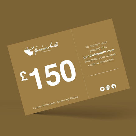 Goodwin Smith Accessories Gift Card - £150