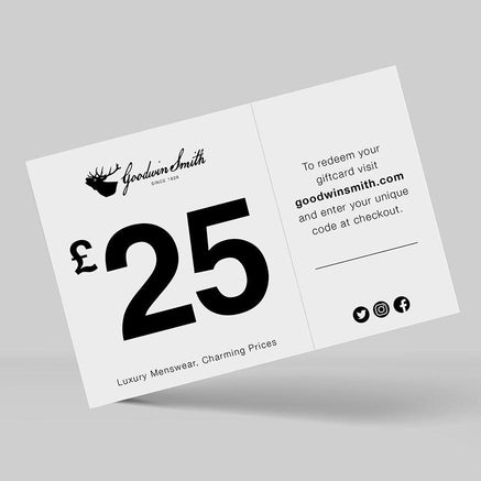 Goodwin Smith Accessories Gift Card - £25