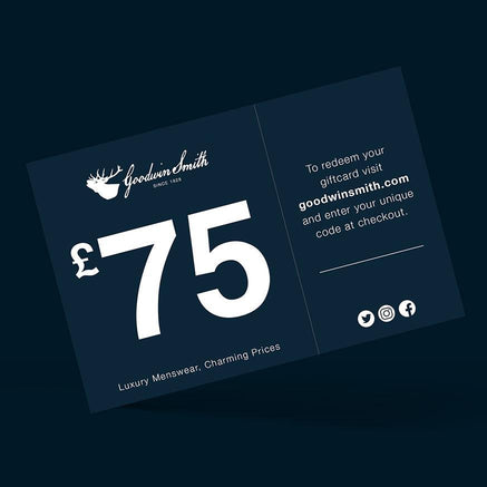 Goodwin Smith Accessories Gift Card - £75