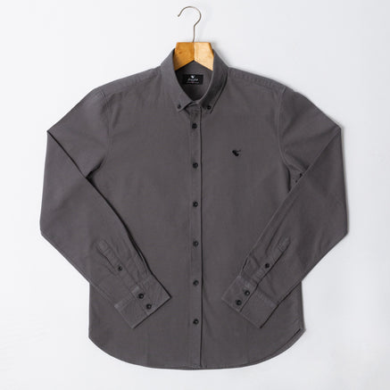 Goodwin Smith Clothing S / Grey / Cotton ARGYLE GREY