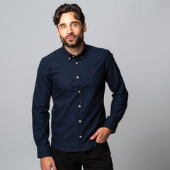 Goodwin Smith Clothing S / Navy / Cotton ARGYLE NAVY