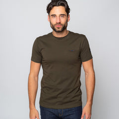 Goodwin Smith Clothing S / Khaki / Cotton GROVE KHAKI