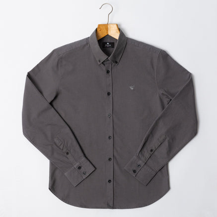 Goodwin Smith Clothing S / Grey / Cotton MADELEY GREY