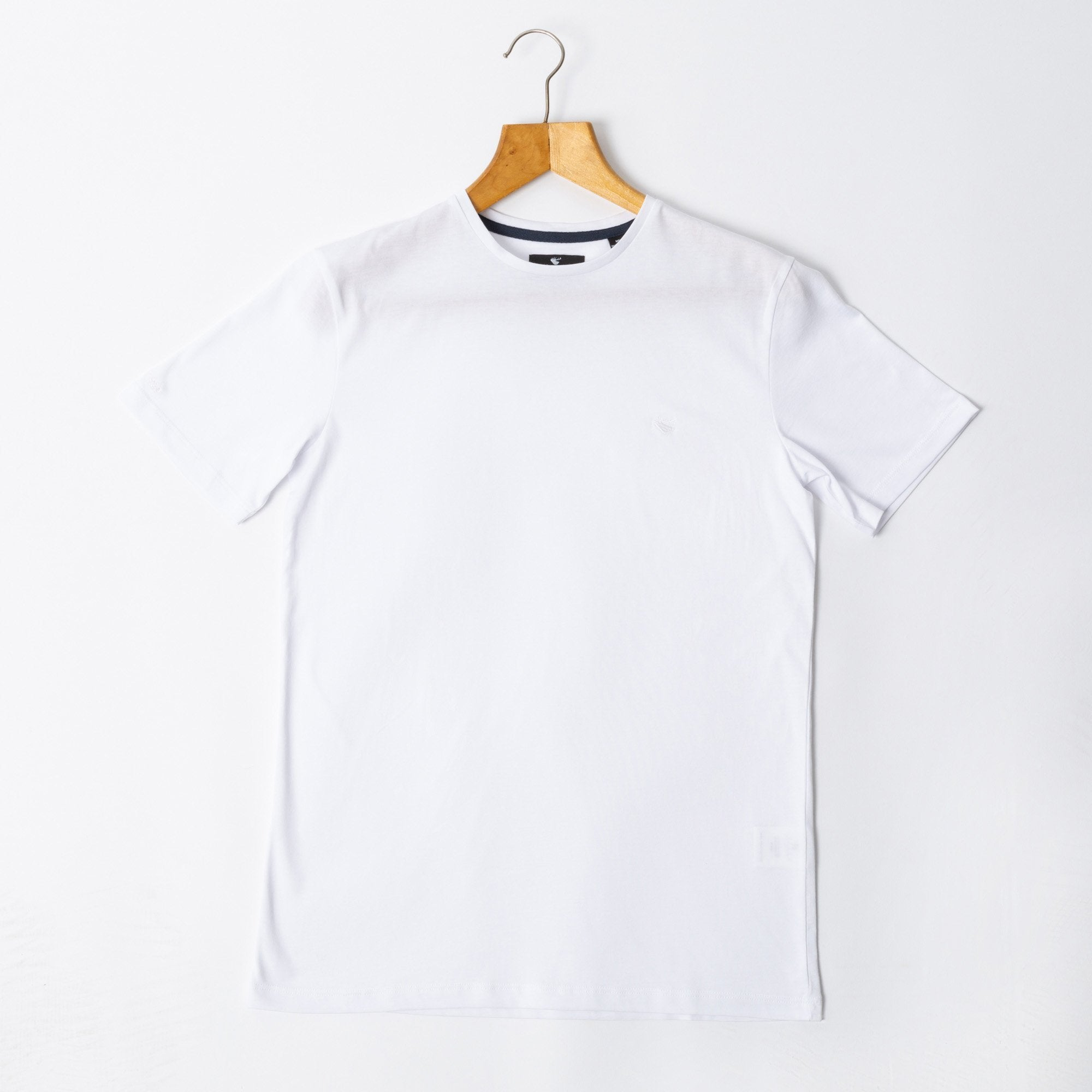 Goodwin Smith Clothing S / White / Cotton MARRISON WHITE
