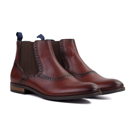 Goodwin Smith Footwear BAILEY MAHOGANY