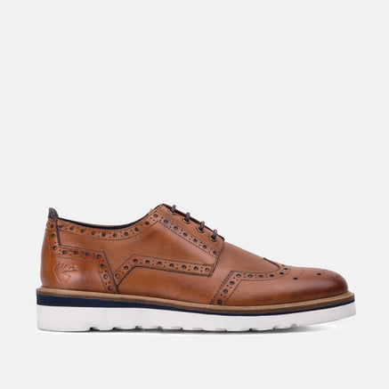 Goodwin Smith Footwear UK 6 / EURO 39 / US 7 / Tan / Leather BOLTON TAN
