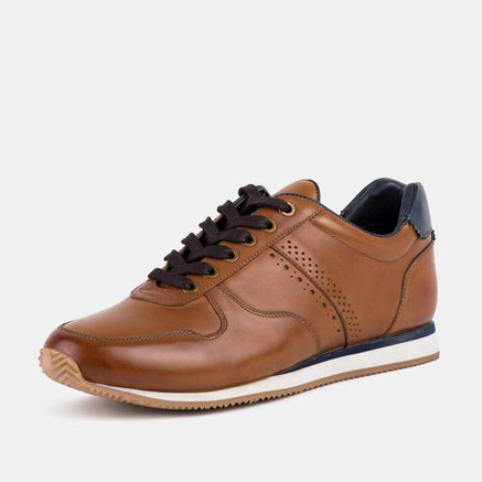 Goodwin Smith Footwear BRONX TAN