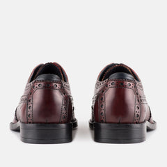 Goodwin Smith Footwear UK 6 / EURO 39 / US 7 / Bordo / Leather CLAYTON BORDO