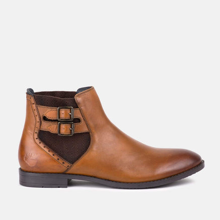 Goodwin Smith Footwear DELPH TAN