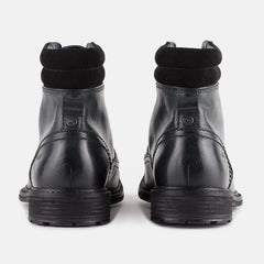 Goodwin Smith Footwear UK 6 / EURO 39 / US 7 / Black / Leather DENVER BLACK